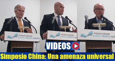 Videos Simposio China: Una amenaza universal