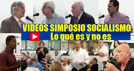 Videos Simposio Socialismo Lo Que Es Y No Es
