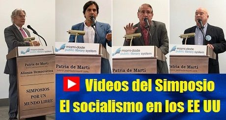 Videos Simposio Socialismo En EEUU