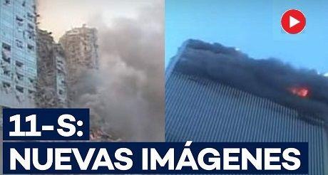 Nuevas imágenes del 9-11