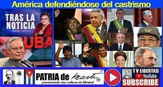 America Defendiendose Del Castrismo Mobile