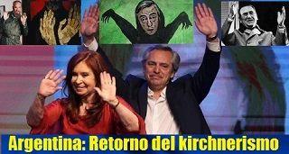Argentina: Estrategia perfecta de CFK y claves del retorno del Kircherismo al poder