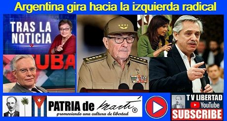 Argentina Gira Hacia La Izquierda Radical