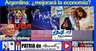 Entrevista: Argentina mejorará la economía