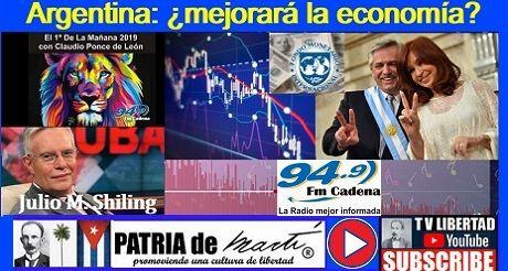 Argentina Mejorara Economia