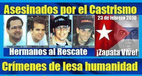 Asesinados Por El Castrismo