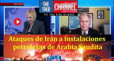Ataques De Iran A Arabia Saudita