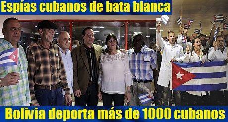 Bolivia Deporta Mas De 1000 Cubanos