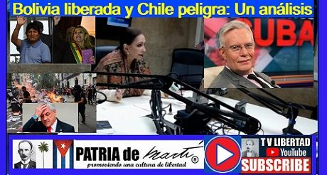 Bolivia Liberada Y Chile Peligra