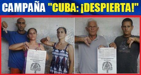 Campana Cuba Despierta