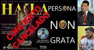 Cancelan Concierto De Haila En Miami Mobile