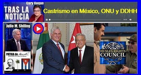 Castrismo En Mexico ONU DDHH
