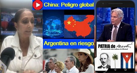 China Peligro Global Y Argentina En Riesgo