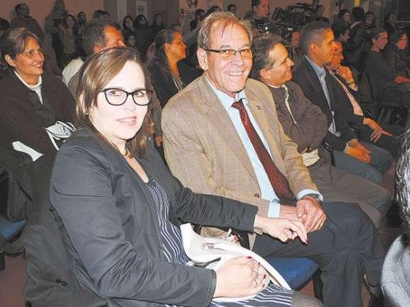 Coronel De La Inteligencia Cubana Eric Valdes Y Esposa Lubia Morffi