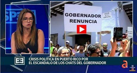 Crisis En Puerto Rico