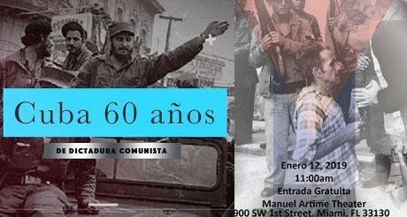 Cuba 60 Anos Teatro Artime