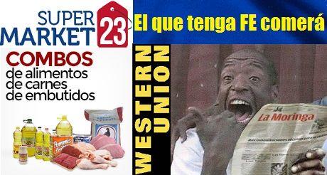Cuba El Que Tiene FE Comera