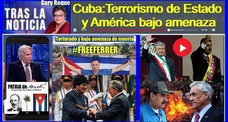 Cuba Terrorismo De Estado Y America Bajo Amenaza