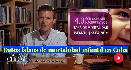 Datos Falsos De Mortalidad Infantil En Cuba