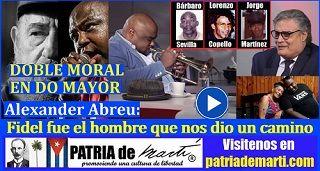 Doble Moral en DO Mayor por Alexander Abreu