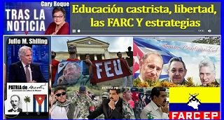Educacion Castrista Libertad FARC Estrategias Mobile