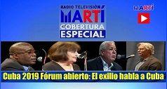 El exilio habla a Cuba 238x127