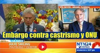 Embargo Contra Castrismo Y ONU Mobile