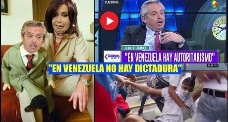 En Venezuela no hay dictadura