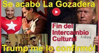Fin Del Intercambio Cultural Con Cuba Mobile