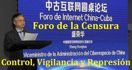 Foro De La Censura Internet China Cuba