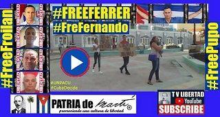 Free Ferrer Y Presos Politicos Mobile