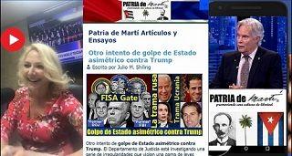 Golpe De Estado Asimetrico Contra Trump En Maria Laria Mobile