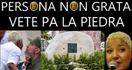 Haila Monpie Persona Non Grata En Miami
