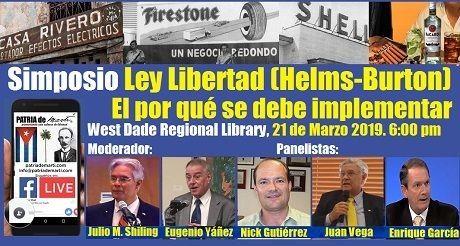 Invitacion Simposio Ley Helms Burton 1