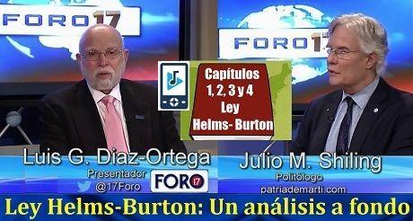 Ley Helms Burton Un analisis a fondo Audio