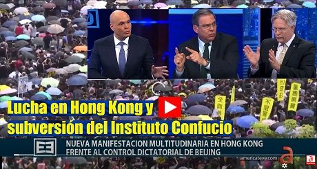 Lucha En Hong Kong Y Subversion Del Instituto Confucio