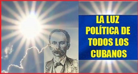 Marti luz politica de los cubanos
