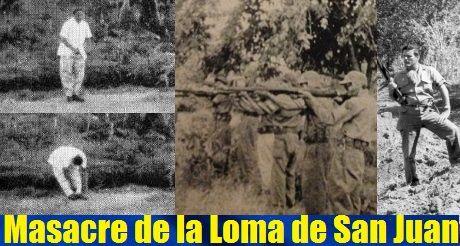 Masacre de la Loma de San Juan