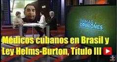 Medicos cubanos Brasil Ley Helms Burton 238x127