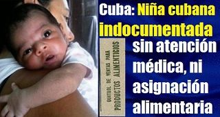 Nina Cubana Indocumentada Sin Atencion Medica Mobile