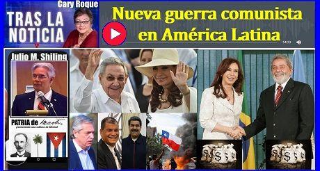 Nueva Guerra Comunista En America Latina