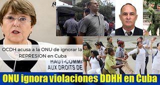 ONU Ignora Violaciones DDHH En Cuba Mobile