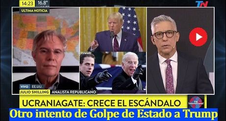 Otro Intento De Golpe De Estado A Trump