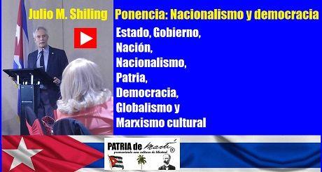 Ponencia Nacionalismo Y Democracia