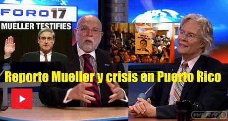 Reporte Mueller Y Crisis En Puerto Rico