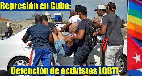 Represion En Cuba De Activistas LGBTI