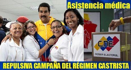 Repulsiva Campana Del Regimen Castrista