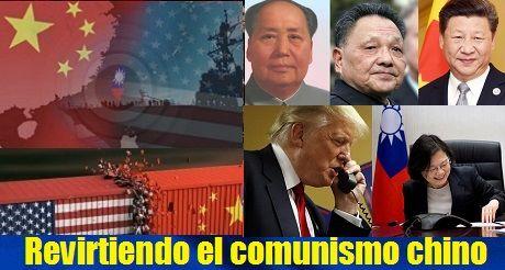Revirtiendo El Comunismo Chino