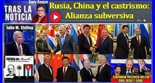 Rusia China El Castrismo Alianza Subversiva Mobile