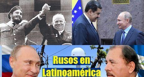 Rusos En Latinoamerica